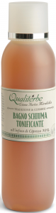 Bagnoschiuma tonificante all\u2019infuso di Cipresso 50%