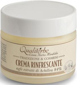 Crema rinfrescante agli estratti di Achillea 84%-SENZA PARABENI