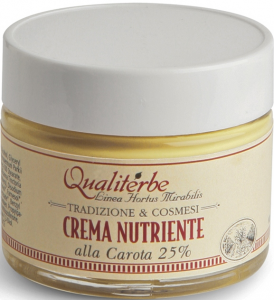 Crema nutriente alla Carota-SENZA PARABENI