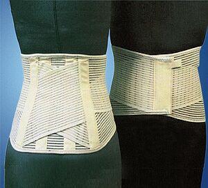 Corsetto elastico lombo sacrale VALDOS