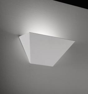 Applique parete HUGO LED bianco,grigio,cromo,nichel | 10watt