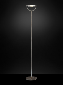 Lampada da terra ARCHETTO cromo o nichel | R7s ES 120watt