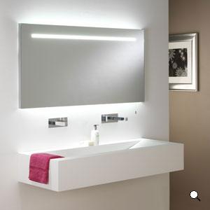FLAIR 1250 specchio da bagno