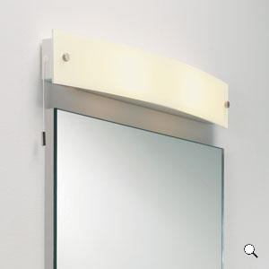 CURVE  applique per bagno con interruttore