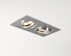 TARO TWIN alluminio orientabile GU10
