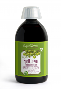 SNELL GREEN (VeganOk) Dimagrante analcolico in Fluido concentrato 500 ml