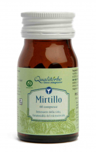 Mirtillo - 60 Compresse