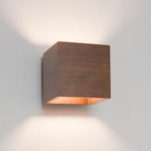 CREMONA lampada da parete in legno