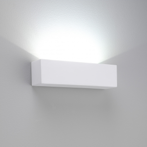 PARMA LED 250 applique in gesso verniciabile