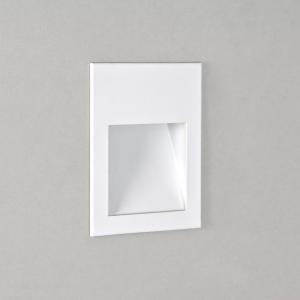 BORGO LED 90 bianco applique incasso