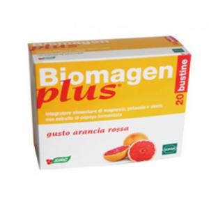 Alimentos BIOMAGEN más sangre naranja 20 BST complementar con magnesio, potasio, zinc y PAPAYA