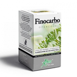 FINOCARBO PLUS - INTEGRATORE PER L'ELIMINAZIONE DEI GAS INTESTINALI