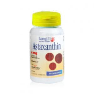 LONGLIFE ASTAXANTHIN - 30 PERLE A BASE DI ASTAXANTINA