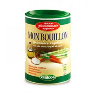 MON BOUILLON 200G - PREPARATO PER BRODO SENZA SODIO GLUTAMMATO AGGIUNTO