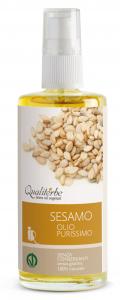 Olio di Sesamo purissimo 100 ml (Vegan Ok)