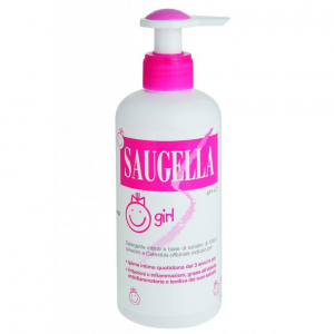 SAUGELLA GIRL NEUTRAL PH 200 ml