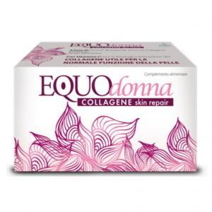 EQUODONNA COLLAGENE - INTEGRATORE DI COLLAGENE ED ACIDO IALURONICO