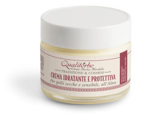 Moisturizer and Protective Altea Face Cream, for dry and sensitive skin - PARABEN FREE