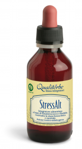 StressAlt (Integratore in Gocce) - Tintura IN ALCOOL BIO - SENZA CONSERVANTI