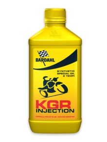 Bardahl olio kgr injection 2t