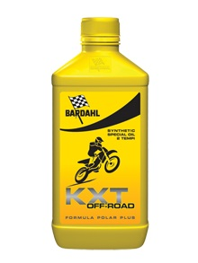 Bardahl olio kxt off-road 2t