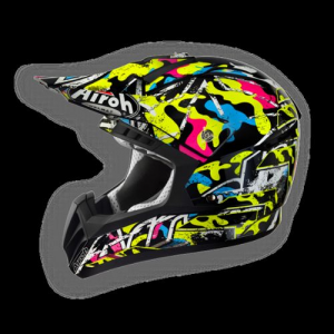 Casco da moto cross Airoh Twist  tg. L