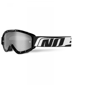 MASCHERINA CROSS ENDURO NO END 3.6 NERA 448400