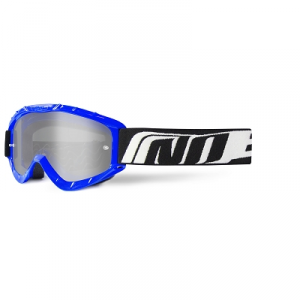 Mascherina cross / enduro noend 3.6 blu