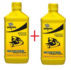 Kit olio bardahl scooter injection 2t da miscelazione