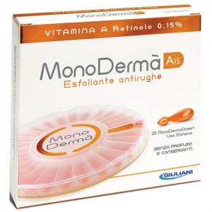 MONODERMA A15 - VITAMINA A PURA ALLO 0,15% CON AZIONE ESFOLIANTE ED ANTIRUGHE