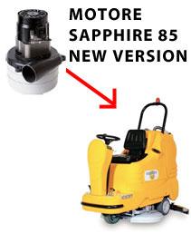 Sapphire 85 36 volt (NEW) Motore aspirazione lavapavimenti Adiatek