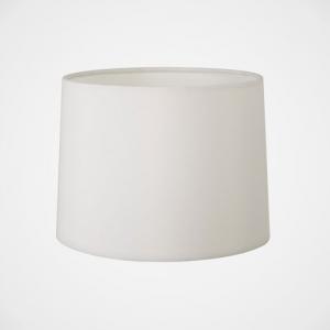 TAPERED DRUM  135 paralume lampada applique bianco