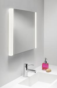 CALABRIA specchio per bagno quadrato