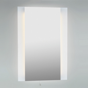 FUJI specchio luminoso con presa rasoio