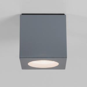 KOS LED faretto quadrato grigio