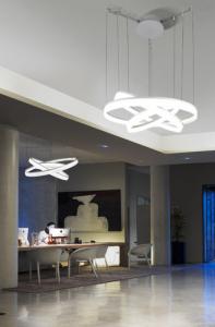 CIRC LED lampadario