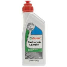 Antigelo CASTROL MOTORCYCLE COOLANT