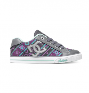 DC Shoes Kid Chelsea Graffik - Grigio fa134df5d450