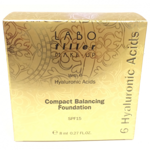 LABO FILLER MAKE-UP - FONDOTINTA COMPATTO RIEQUILIBRANTE