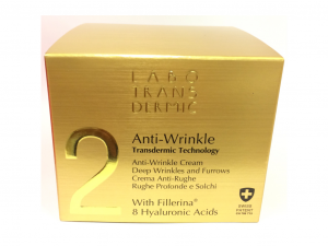 ANTI WRINKLE CREAM-DEEP WRINKLES AND FURROWS