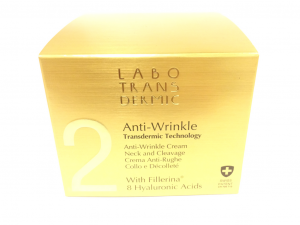CREMA ANTI-RUGHE COLLO E DECOLTE' LABO TRANSDERMIC