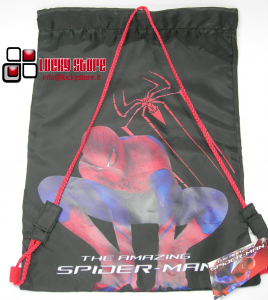 Spiderman sacca Borsa Gym