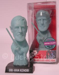 Star Wars Obi Wan Kenobi Spirit limited edition fantasma bobble head figure 15 cm Funko