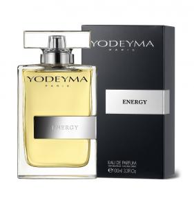 Yodeyma ENERGY Eau de Parfum 100ml Profumo Uomo