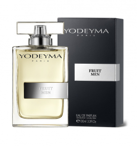 Yodeyma FRUIT MEN Eau de Parfum 100ml Profumo Uomo