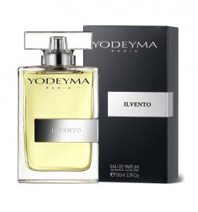 Yodeyma ILVENTO Eau de Parfum 100ml Profumo Uomo