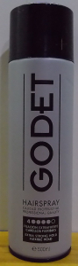 Yodeyma Godet lacca fissaggio forte extra strong 500ml hairspray
