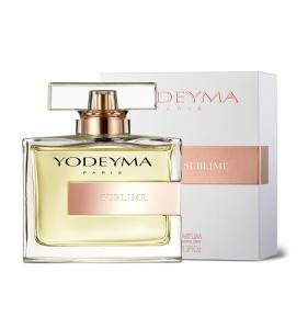 Yodeyma SUBLIME Eau de Parfum 100 ml Profumo Donna