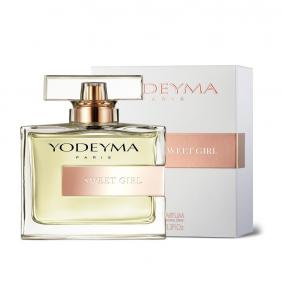 Yodeyma SWEET GIRL Eau de Parfum 100ml Profumo Donna