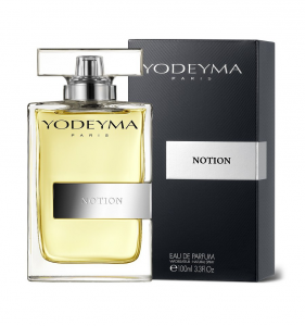 Yodeyma NOTION Eau de Parfum 100ml Profumo Uomo